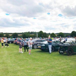 Pirton Classic Vehicle Rally