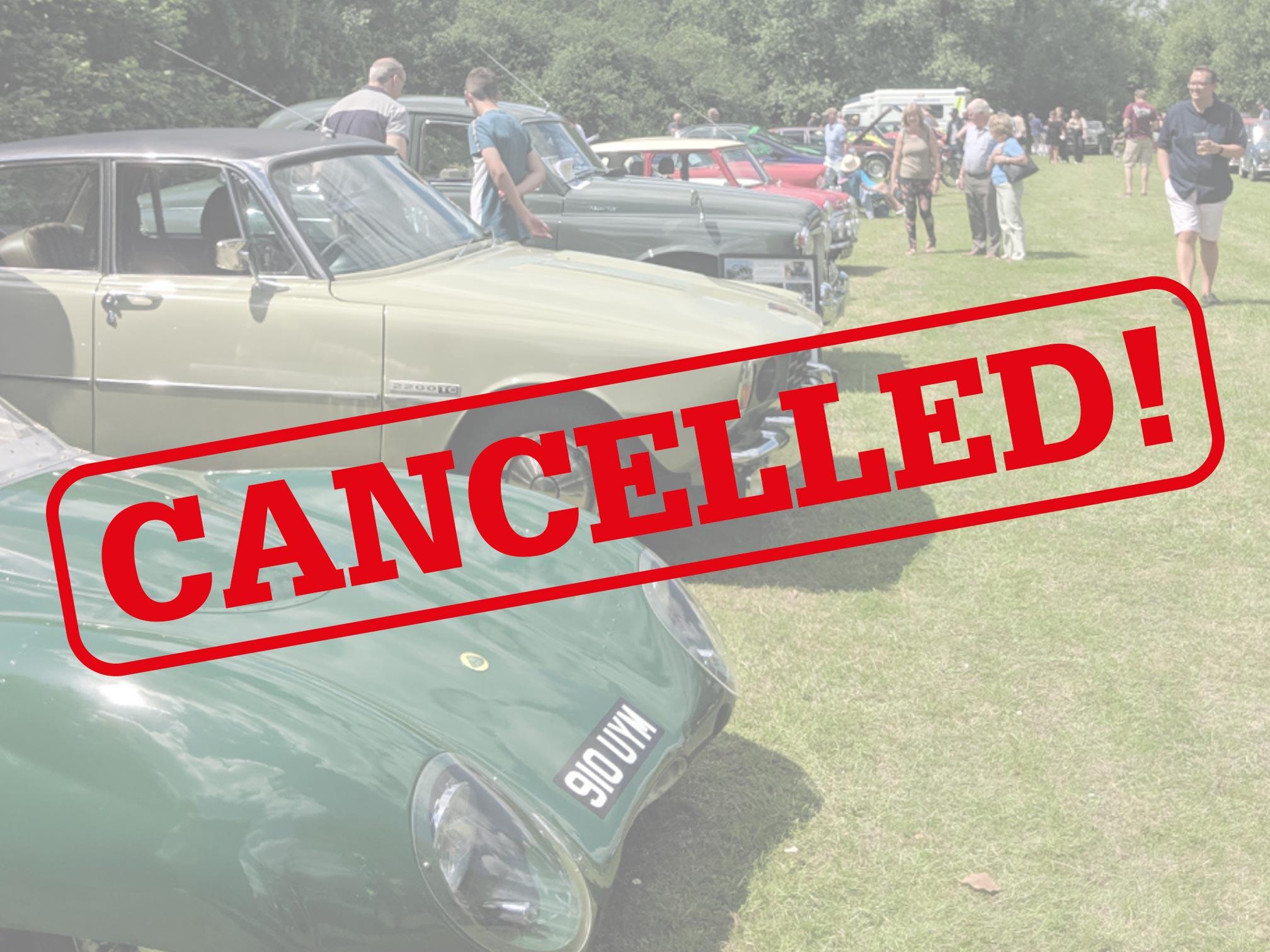 Welwyn Festival Classic Car Show