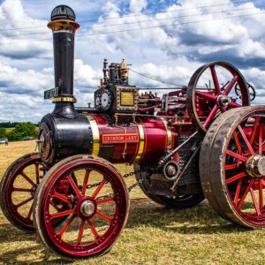 Whitwell Steam and Country Fair