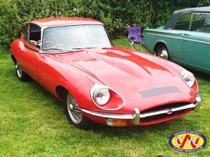 1969 Jaguar E - Type FHC