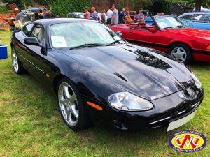 2000 Jaguar XK8 4.0 V8