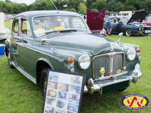 1964 Rover - P4 110