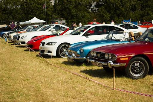 Wingfield CLassic Car Show